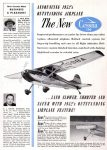 Cessna 170 Airplane Ad