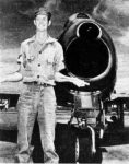 Fred Higinbotham was sucked into a jet engine and survived.
