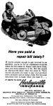 Harleysville Insurance ad from 1962.