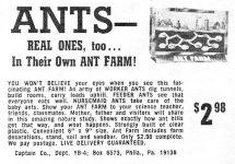 1966 Ant Farm Ad
