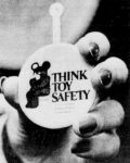Think Toy Safety Buttons Recalled