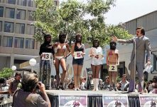 Most Beautiful Ape Contest