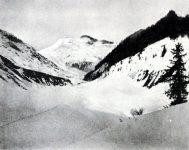 Alpine glacier image (1911)