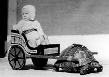 Baby in a Chariot