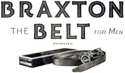 The Braxton Belt for Men