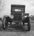Car Receives Telegraph Signals