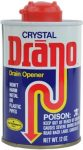 Vintage Can of Drano