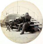 Lazy Men on Ship 1890
