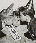Mrs. Ralph E. Hansen had two babies born of February 29th.