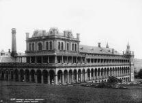 (Royal) Prince Alfred Hospital, Sydney, circa 1900