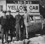 Yellow Cab Photo