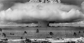 Bikini Atoll Hydrogen Bomb